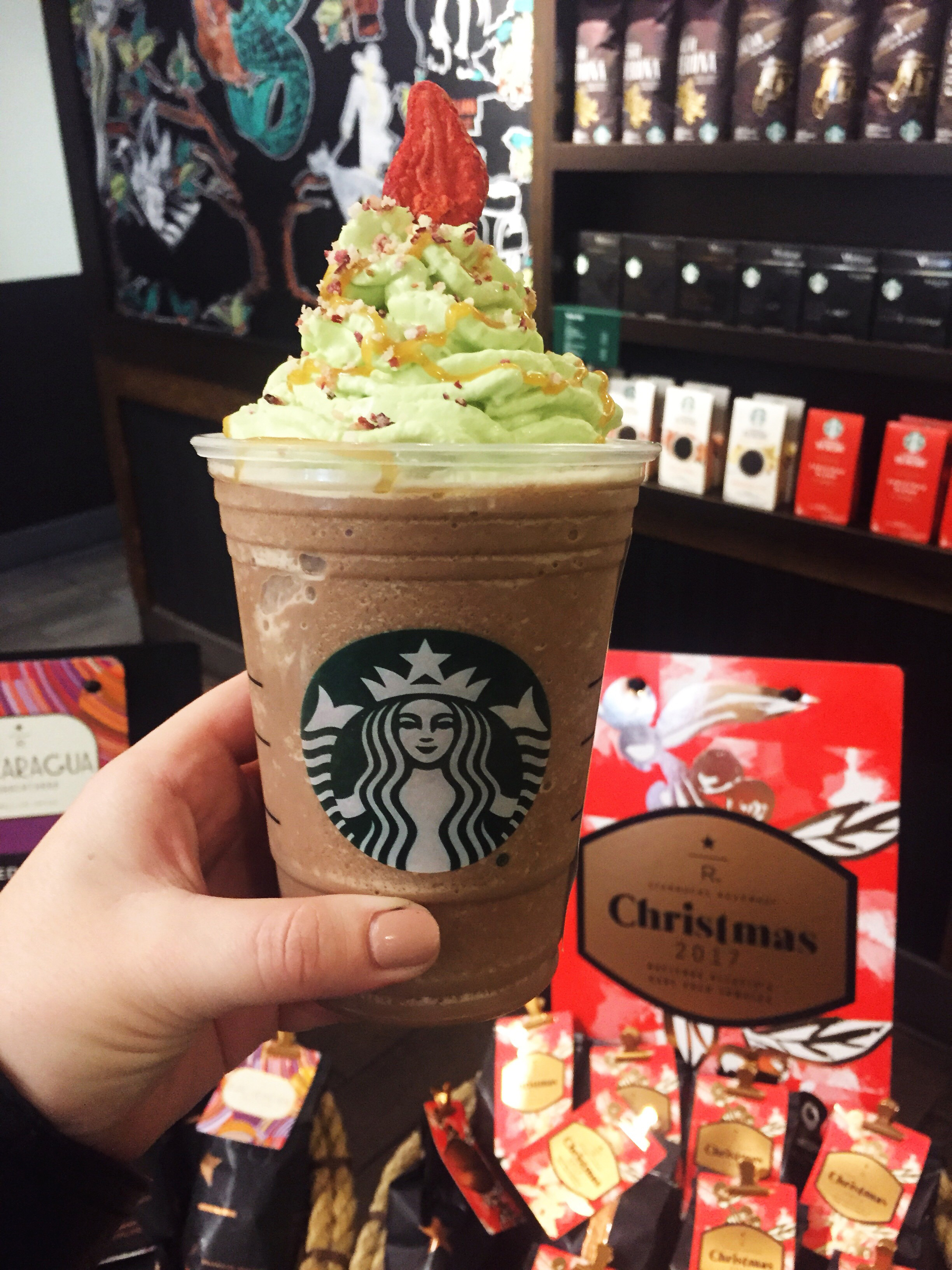 Rejoice Coffee Fans Starbucks Launches A Christmas Tree