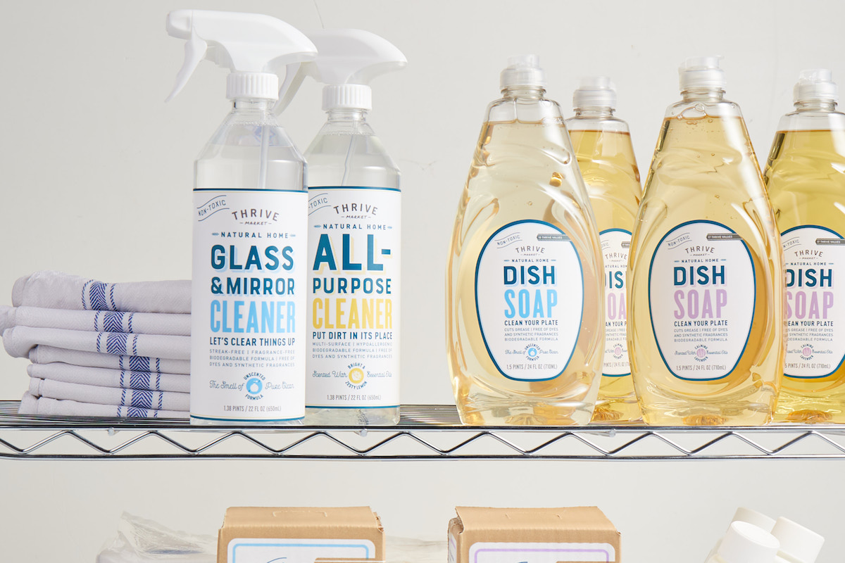 Thrive Market Cleaning Products
