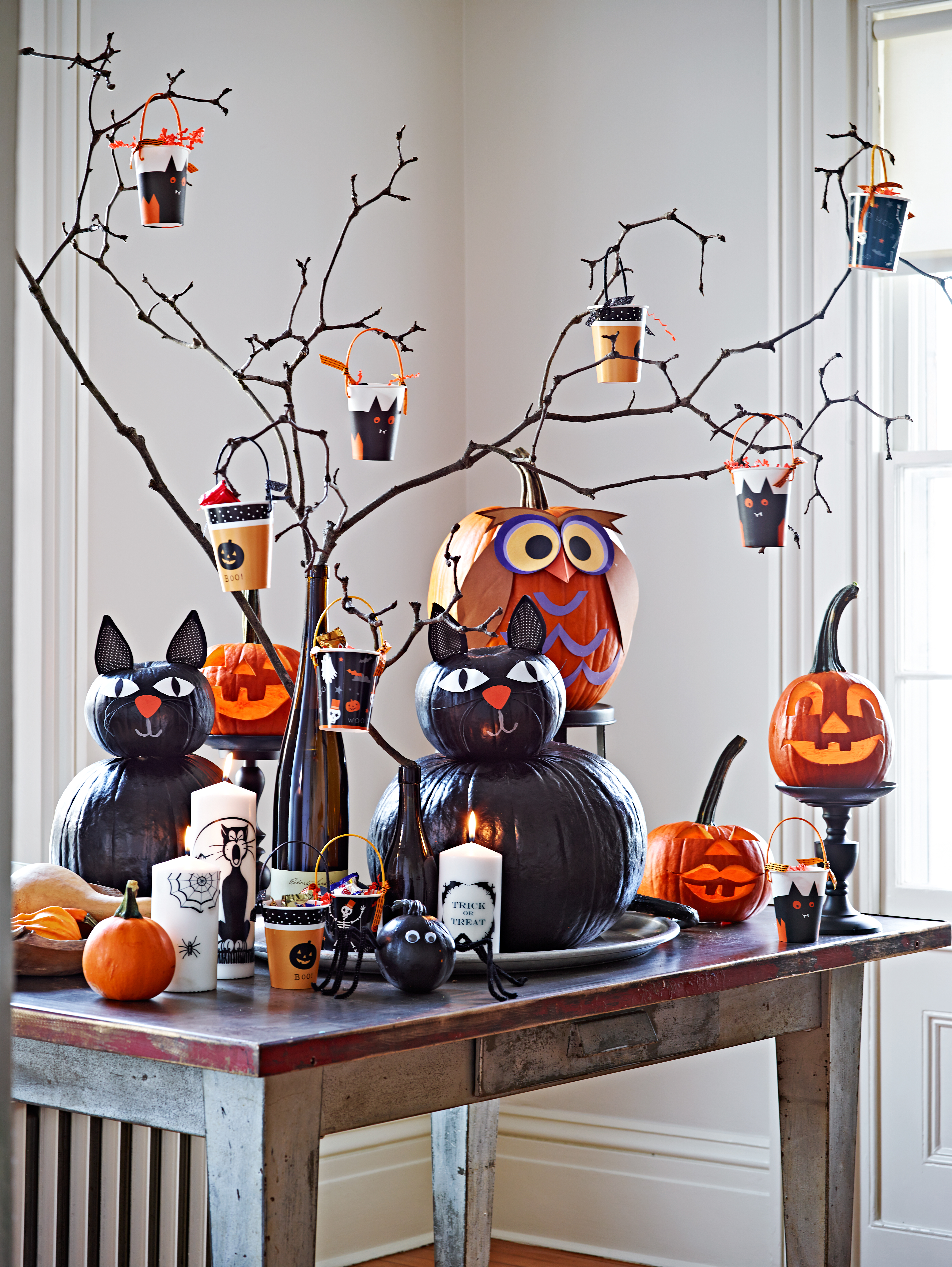 Bewitching Halloween Decorations | Family Circle