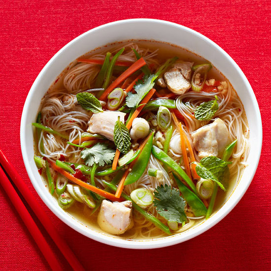 Vietnamese Chicken Noodle Soup Family Circle