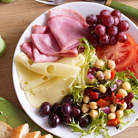 sc 1 st  Family Circle : cold plate dinner ideas - pezcame.com