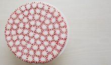 How to Make a Peppermint Plate