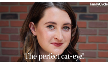 perfect cat-eye makeup