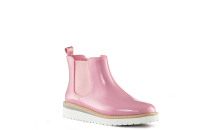 Cougar Shoes Kensington pink rainboot