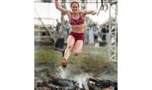 outdoor fitness obstacle racing