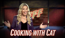 Cooking with Cat Cora