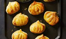 Chicken Artichoke Puffs