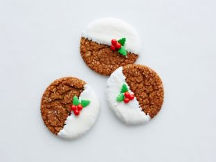 How to Make & Decorate Ginger Snap Cookies
