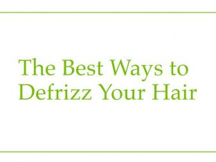 How Can I Defrizz My Hair?