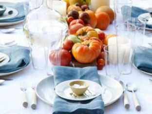 DIY Summer Table Setting