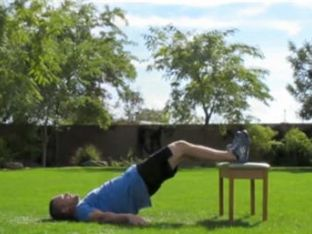 Powell's 4-Minute Workout: Tuesday