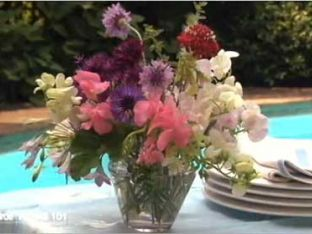 Late Summer Flower Arrangements