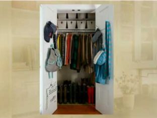How To Organize the Hall Closet