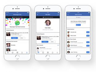 Facebook Messenger Parental Controls