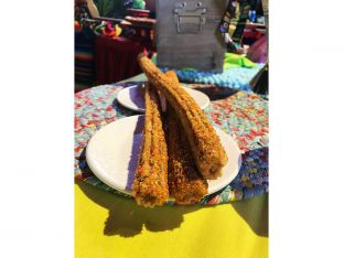 Churros at Disneyland
