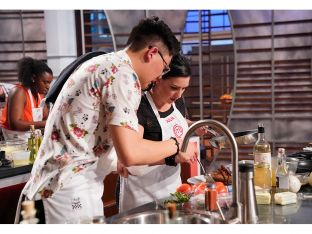 MasterChef Rise or Fall episode