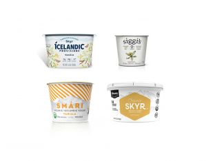 types of skyr