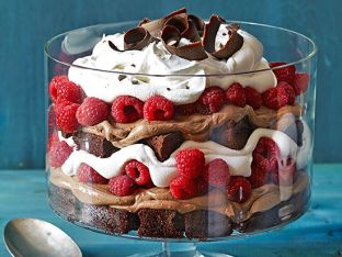 Chocolate Raspberry Trifle