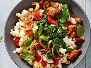 One-Pot Cavatappi