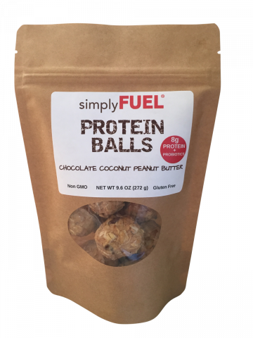 simplyFUEL Protein Balls
