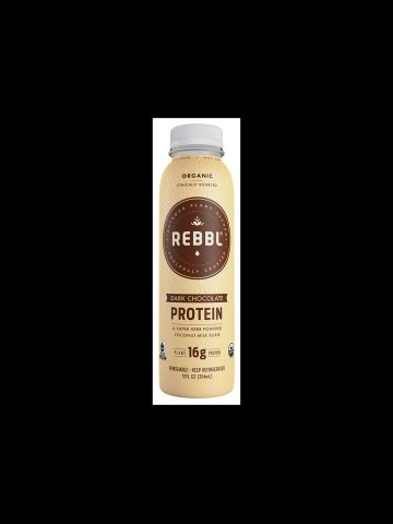 Rebbl Dark Chocolate Protein