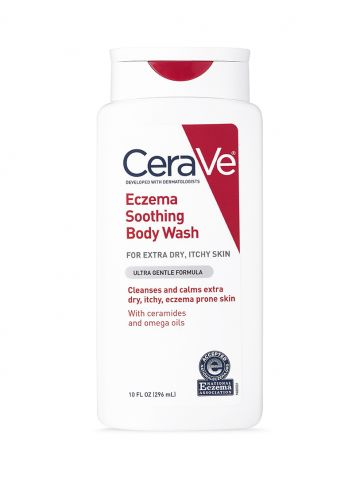 Cerave Eczema Soothing Body Wash