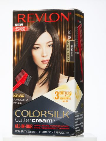 Hair Dye Box Colorsilk