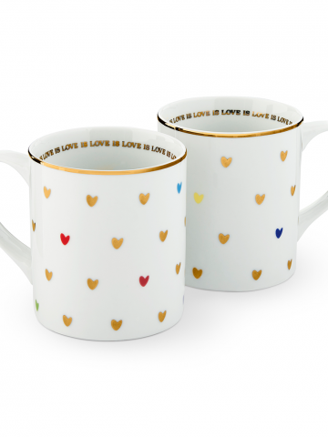 Love is Love Mugs