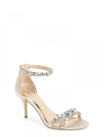 JEWEL BADGLEY MISCHKA prom shoes