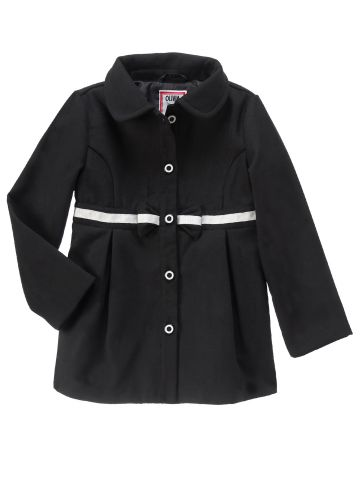 Black Peacoat w_ Bow Waist - $79.95.jpg