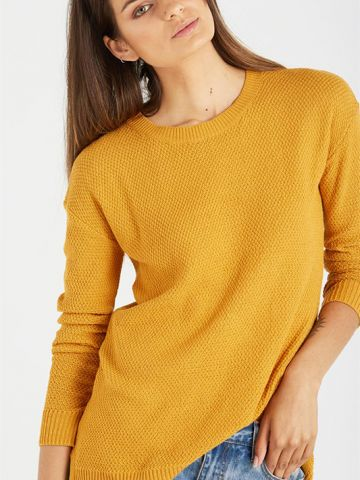 cropped Cotton On Archy 3 Pullover Safron USD24.95.jpg
