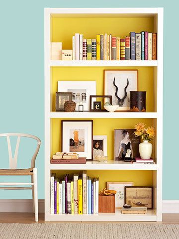 10 Fun Ways to Decorate with Color | Family Circle