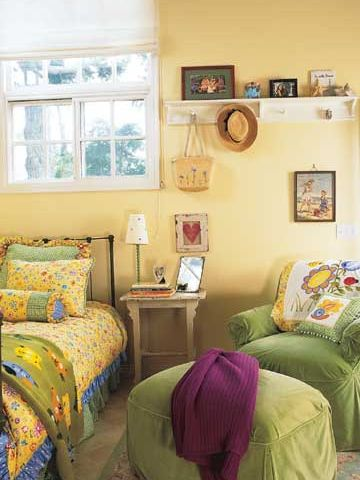 . Teen Rooms with Star Power    Family Circle