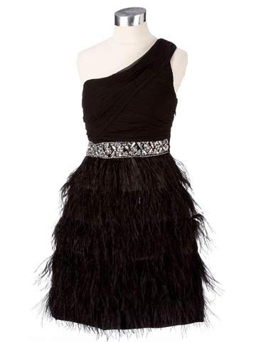 BurlingtonCoatFactory_one-shoulderblackfeatherdress.jpg