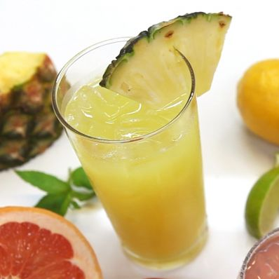 Pineapple-Lemon Refresher