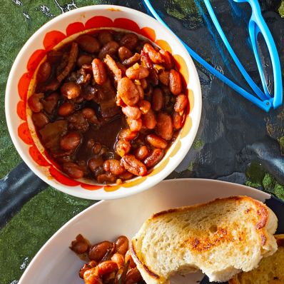 texas-style baked beans
