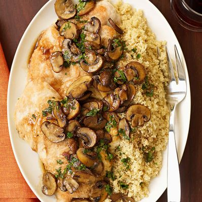Chicken scaloppine al marsala family circle chicken scaloppine al marsala forumfinder Choice Image