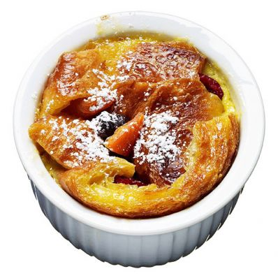 Bread Pudding with Beer