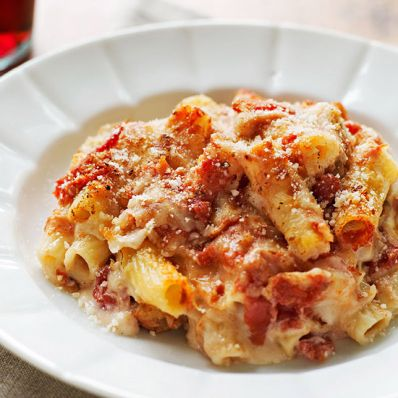 Chicken Parm Mac