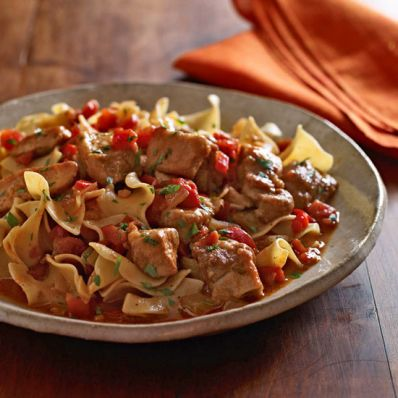Pork Goulash