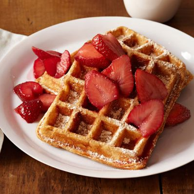 Hearty Waffles