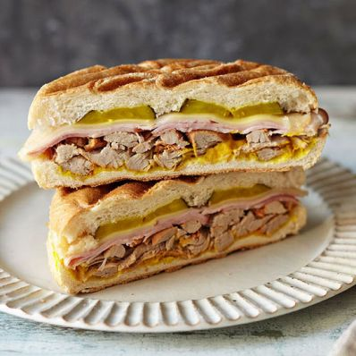 Slow-Cooker Cuban Sandwich