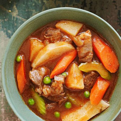 Slow-Cooker Irish Lamb Stew