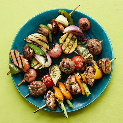 Five-Spice Chicken Skewer