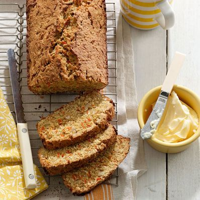 Carrot-Coconut Bread