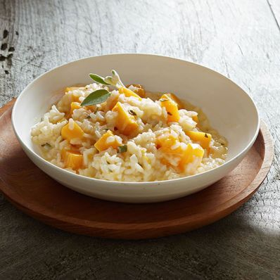 Fall Butternut Squash Risotto
