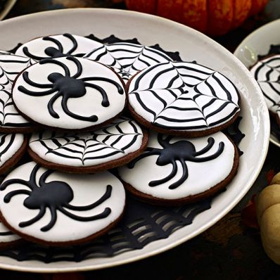 Ghoulishly Good Cookies