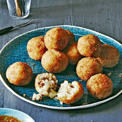 Sausage and Sage Arancini Risotto Balls