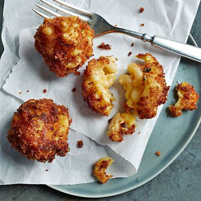 Fried Mac And Cheese Bites Family Circle