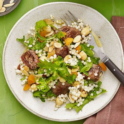 Moroccan Steak Salad